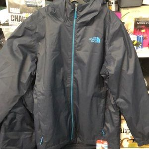 The North Face Men Quest Insulated Jacket Large